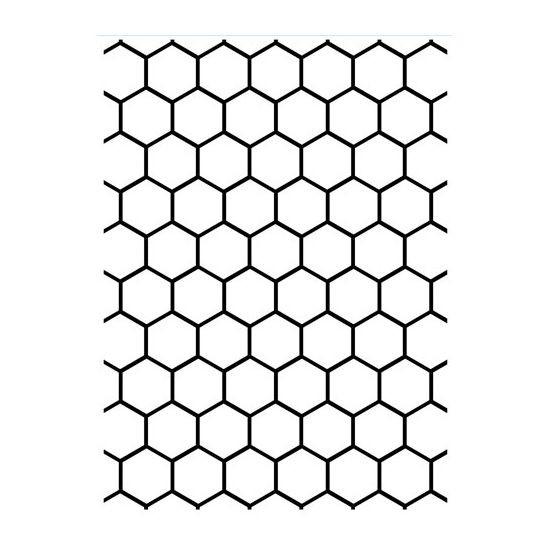 1 - Bienenwabe