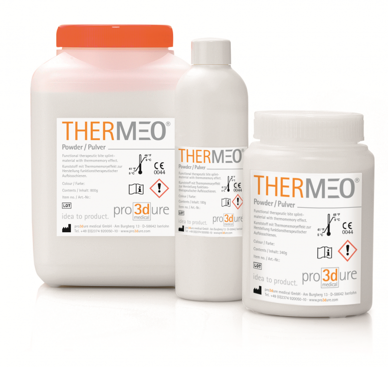 THERMEO® Pulver