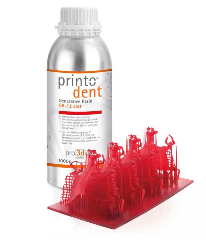 printodent® GR-12 cast